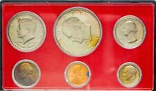 1976-S USA PROOF SET 6 COINS TONED STUNNING COLOR GEM CHOICE UNC BU (DR)