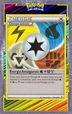 Energie Amalgamée - N&B:Dragons Exaltés - 118/124 -Carte Pokemon Neuve française