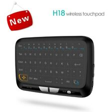 Mini Tastiera H18 Touchpad keyboard mouse wireless ANDROID BOX TV PC XBOX IPTV