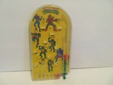 VINTAGE Teenage Mutant Ninja Turtles TMNT 1988 Pinball Game HANDHELD