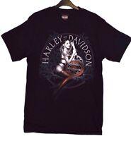 Genuine Harley Davidson Men's Oil Can HarleyWorld Chesterfield Dealer T-Shirt