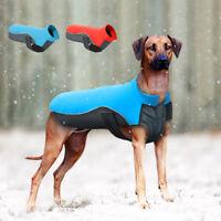 Vêtements pour Chien Veste Manteau pour chien réfléchissante pour animal S-5XL