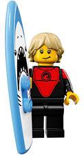 LEGO #71018 SERIES 17 MINIFIGURE PRO SURFER