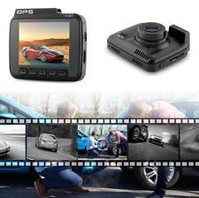 4K 2880x2160P WiFi Car DVR Recorder Camera w/GPS Camcorder Dash Cam Night Vision