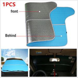 1x Car Sun Visor Thickening Windshield Snow Cover Sunscreen Insulation Sun Shade