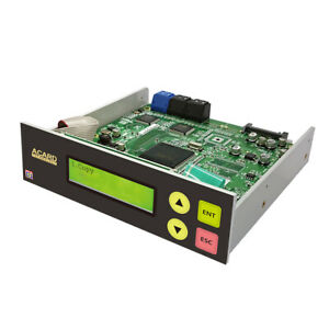 Acard 1 to 3 CD DVD Burner Disc Duplicator Controller + SATA cables ACARD-3T-R