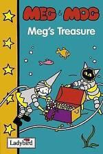 Meg's Treasure (Meg and Mog Books), Helen Nicoll   Hardcover Book   Good   97818
