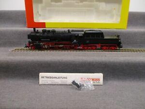 Fleischmann H0 4162 Dampflok mit Tender BR 038 547-6 der DB Analog in OVP
