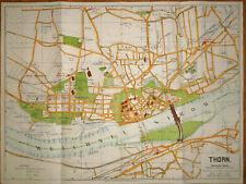 Stadtplan von THORN 1:10.300