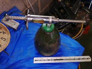 VINTAGE REDEX /Castrol/? GARAGE UCL DISPENSER GUN