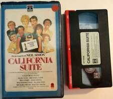 VHS - CALIFORNIA SUITE di Herbert Ross [RCA BOX MORB. BLU]