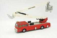 Corgi 1/50 - Simon Snorkel Dennis Chassis Gondel Feuerwehr