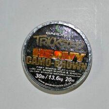 GARDNER TRICKSTER HEAVY CAMO-BROWN 30LB(13.6KG) / 20 M