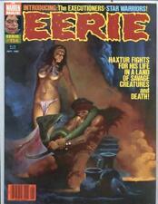 Eerie #114    Giant Cobra Cover