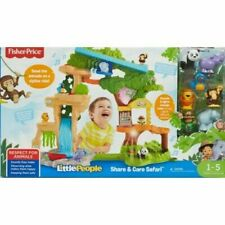 Fisher-Price FHF35 Little People Share and Care Safari Playset