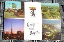 Grüße aus Berlin Ansichtskarte 50er 60er Jahre PfB 32 å *