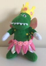 Dorothy The Dinosaur 22 Cms Plush Toy In A Fairy Outfit