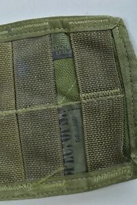 British Military Fine Condition Ammo Pouches & Thigh-Mount Pistol Holster. ANL