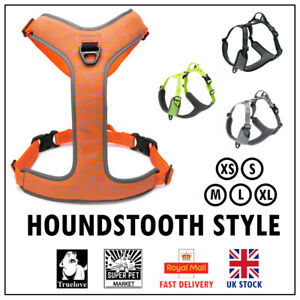 Dog Harness Truelove No-Pull Strong  Reflective XS S M L XL 4 Colours Genuine