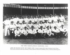 1923 NEW YORK YANKEES 8X10 TEAM PHOTO BASEBALL MLB PICTURE NY WORLD CHAMPS
