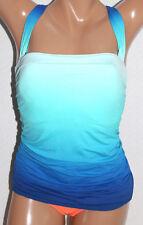 dd1421b206 Bleu Rod Beattie 2pc Blue Tankini Set Swimsuit Plus Size 20w Mix
