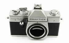 Pentacon PRAKTICA super TL 3 - SLR Body # 121805 - Produktion 3/1978-1/1980 (Mo)