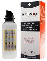 AGE STOP Switzerla Snow Algae Powerful Competitor to Tatcha The Water Face Cream