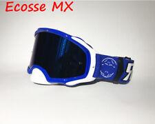 Rip 'N' Roll Rnr Platine Effet Miroir Bleu Lunettes Motocross