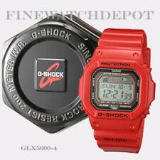 Authentic Casio G-Shock Men's G-Lide Red Digital Watch GLX5600-4