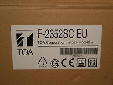TOA F-2352SC - EU speaker