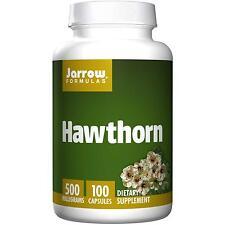 Biancospino Estratto - 100 - 500mg Capsule da Jarrow Formulas-per la salute cuore