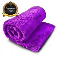 Edgeless Microfibre Towel Car Microfiber Cloth Polishing Drying Pure Definition