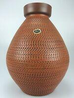 50er 60er Jahre Vase Bodenvase Blumenvase Mid Century Nierentisch Ära 50s 60s