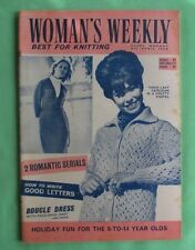 Women's Weekly magazine - 4 April 1964