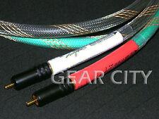 Crc20 1m De 3 Pies De Audio Rca Ofc Cable Locking Plug De Audio Reproductor De Cd Amplificador Hifi
