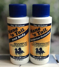Mane 'n Tail Shampoo & Conditioner 2 x 60ml Travel Size New *FAST POST*