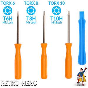 Schraubendreher Set. TORX 6 8 10 Schraubenzieher Werkzeug T6 T8 T10 Für PS3 XBOX