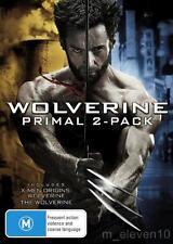THE WOLVERINE / X-MEN Origins: Wolverine : NEW DVD