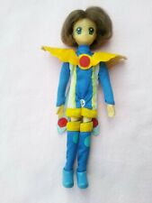 "Cardcaptor  Sakura 8"" bendable fashion doll blue warrior costume"