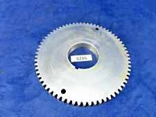 "12"" Clausing 5914 Lathe 67T Spindle Bull Gear: 341-119 (#4286)"