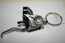 Circuito de bicicleta-palanca de freno Shimano St-EF 51-9r derecha 9 veces plata nuevo