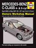 Haynes Workshop Manual Mercedes C-Class 2000-2007 Service & Repair
