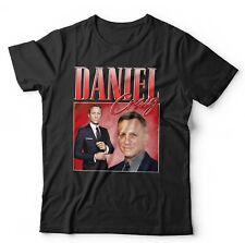 Daniel Craig Appreciation Tshirt Unisex & Kids - Bond