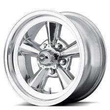 One 15x5 American Racing VN109 TT O 5x139.7/5x5.5 -6 Polished Wheel New