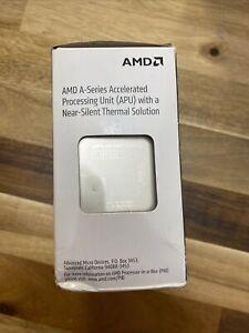 AMD AD9600AGABBOX 7th Generation A8-9600 Quad-Core Processor with Radeon R7 Grap