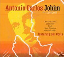 Antonio Carlos Jobim Featuring Gal Costa   BRAND NEW SEALED  CD