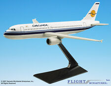 Flight Miniatures Eurocypria Airlines Cyprus Airbus A320-200 1:200 Scale Display
