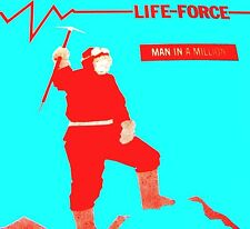 """12"""" - Life Force - Man In A Million (HI NRG) NUEVO - NEW, STOCK STORE"""