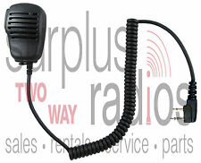 Speaker Microphone Kenwood PROTALK TK2200 TK3200 TK2400 TK3400 TK2402 TK2402