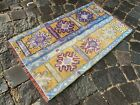 Patchwork, Home decor, Small rug, Doormats, Vintage rug, Turkish rug 1,5x2,6,ft